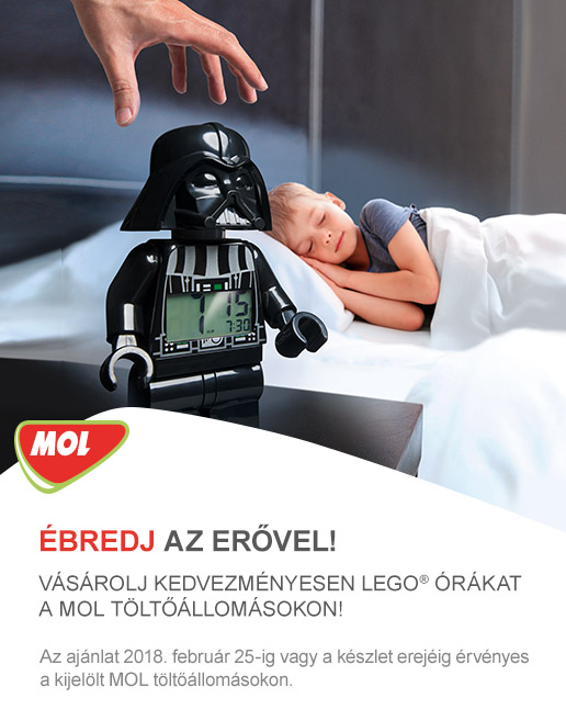 Ébredj az erővel! - MOL Magyarország 0eb50cc171