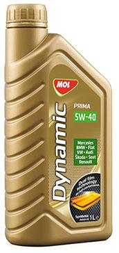 MOL Dynamic Prima 5W-40