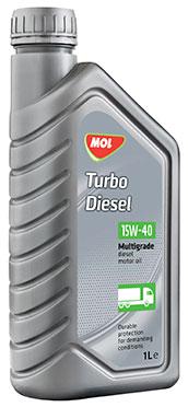 MOL Turbo Diesel 15W-40