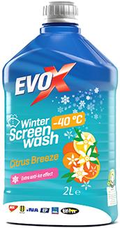 EVOX Winter Citrus Breeze -40